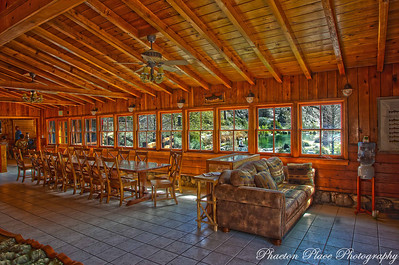 Wood Frame Building HDR
