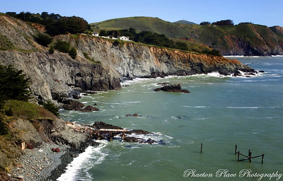 Marin County Coastline