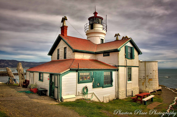 Battery Point Lighthouse Crescent City, California